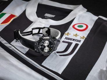 Classic Fusion Chronograph Juventus-8