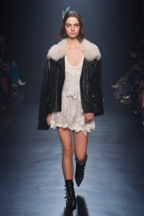 ZADIG & VOLTAIRE NEW YORK FASHION WEEK FW18 02/12/2018