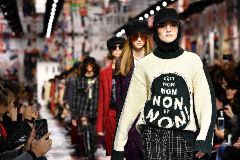 Marianne #METOO: Ruth Bell chez Dior