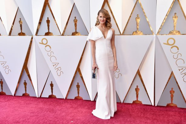 HOLLYWOOD, CA - MARCH 04: Laura Dern attends the 90th Annual Academy Awards at Hollywood & Highland Center on March 4, 2018 in Hollywood, California. (Photo by Jeff Kravitz/FilmMagic)