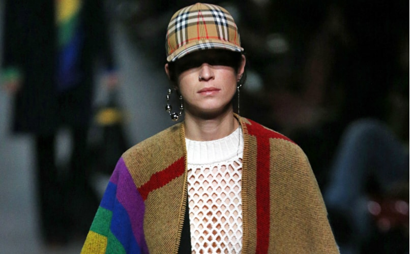 Le chav LGBT Burberry : un mystère