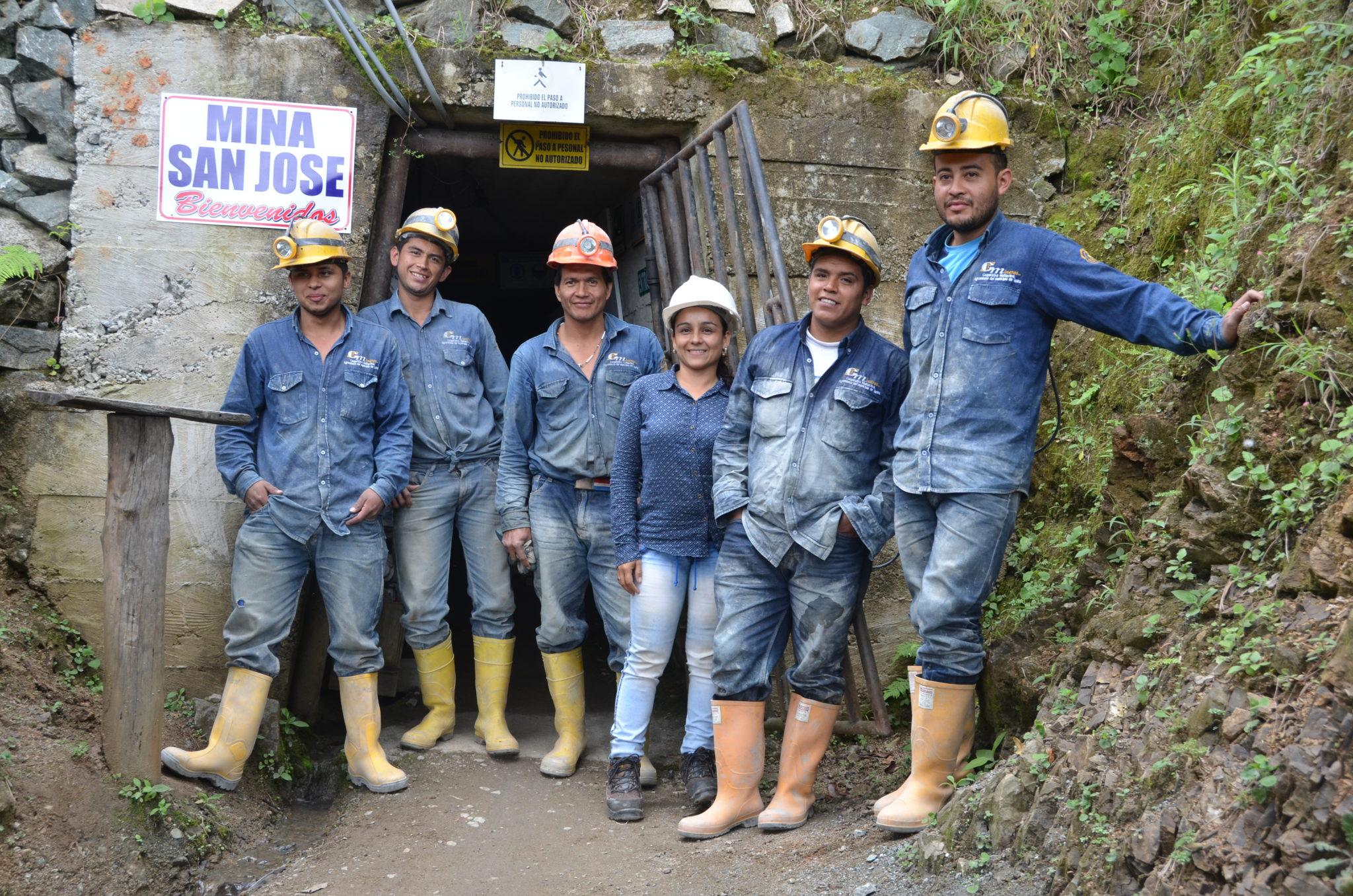 Iquira Miners
