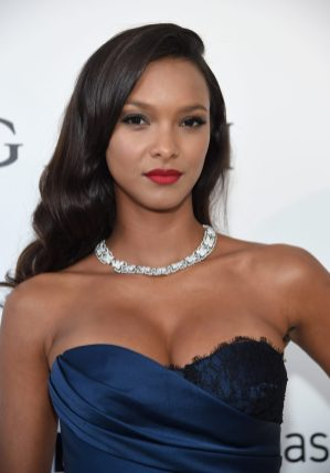WEST HOLLYWOOD, CA - MARCH 04: Lais Ribeiro attends the 26th annual Elton John AIDS Foundation Academy Awards Viewing Party sponsored by Bulgari, celebrating EJAF and the 90th Academy Awards at The City of West Hollywood Park on March 4, 2018 in West Hollywood, California. (Photo by Jamie McCarthy/Getty Images for EJAF)