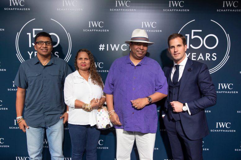 IWC 150 Years_Changa_Mallika_Rubesh_Pillai