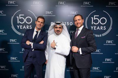 IWC 150 Years_Christoph Grainger Herr_Sami_Al Awadi