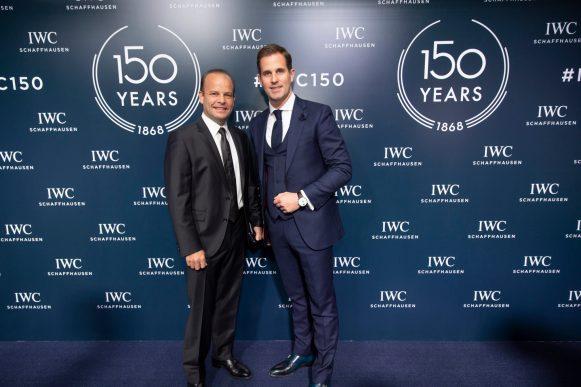 IWC 150 Years_Oliver Saade_Christoph Grainger Herr 1