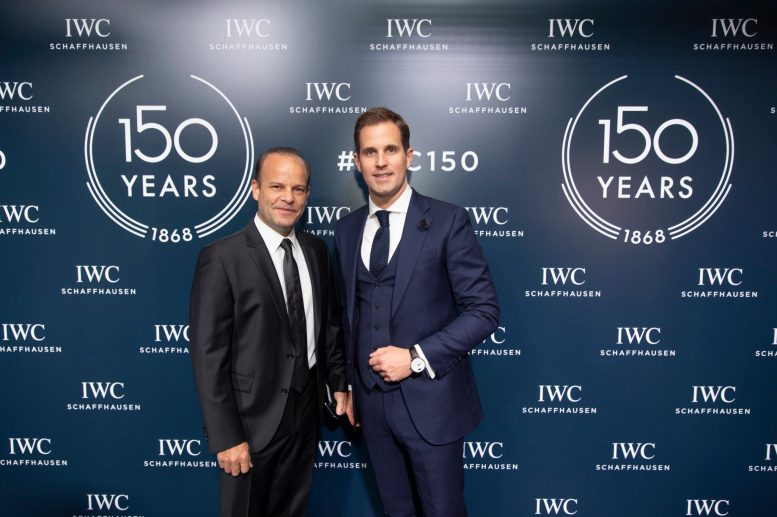 IWC 150 Years_Oliver Saade_Christoph Grainger Herr 2