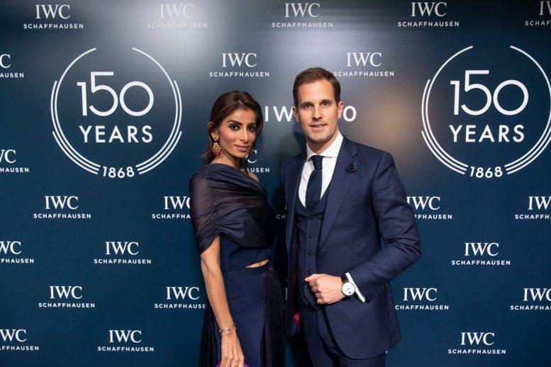 IWC 150 Years_Rosemin Manji_Christoph Grainger-Herr