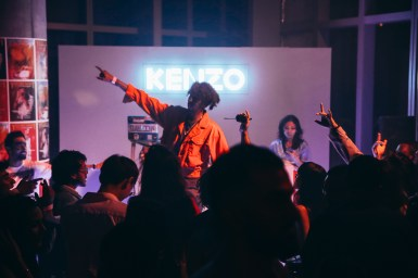 KENZO Spring Sumer Party 3
