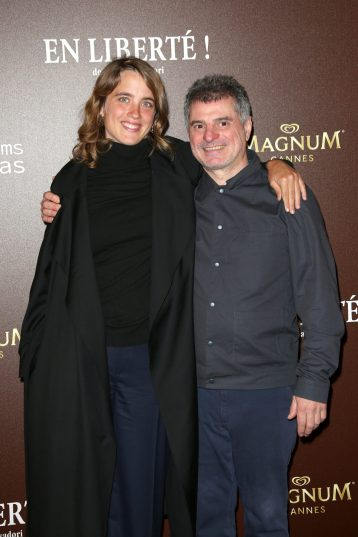 - Magnum VIP Party for the movie 'EN LIBERTE' during the 71st annual Cannes Film Festival on May 13, 2018 in Cannes, France.