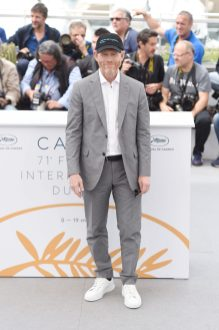 CANNES, FRANCE - MAY 15: Director Ron Howard attends the 'Solo: A Star Wars Story' official photocall at Palais des Festivals on May 15, 2018 in Cannes, France. (Photo by Antony Jones/Getty Images for Disney) *** Local Caption *** Ron Howard
