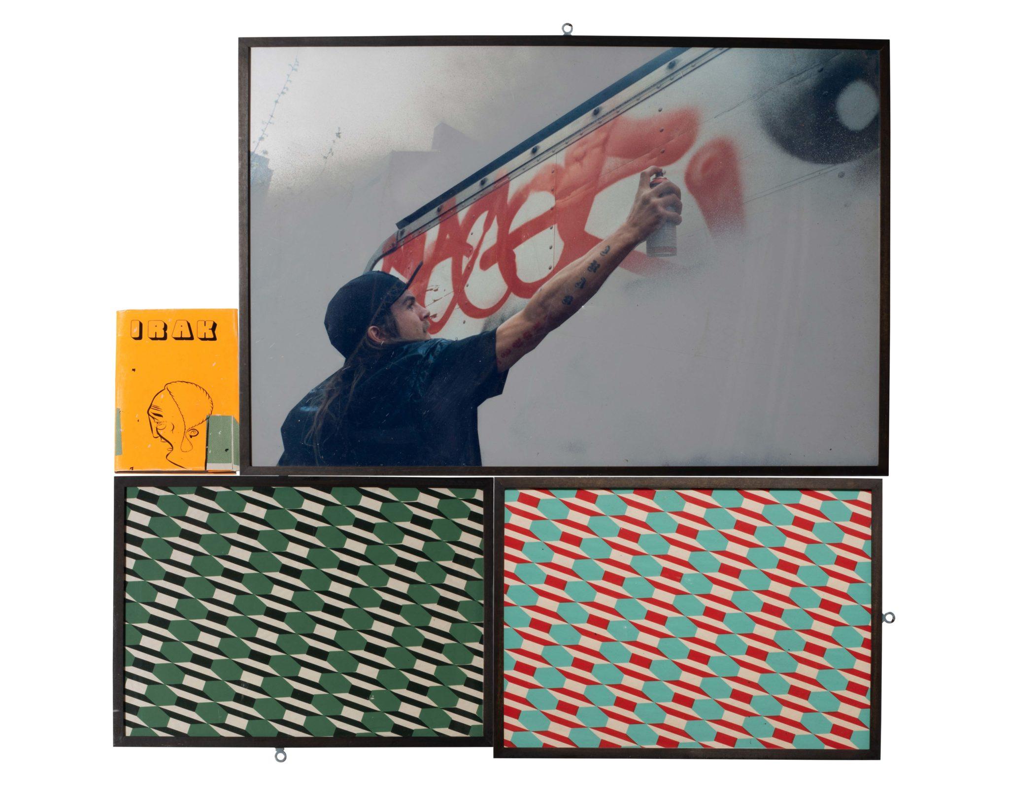 Barry McGEE, Sans titre (Dash Show), 2012, Acrylique ©Artcurial