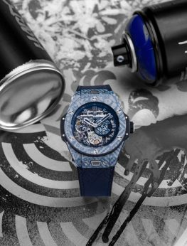 Big Bang Meca-10 Shepard Fairey Blue (2)