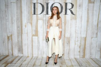 CHANTILLY, FRANCE - MAY 25: Olivia Cooke poses at a photocall during Christian Dior Couture S/S19 Cruise Collection on May 25, 2018 in Chantilly, France. (Photo by Pascal Le Segretain/Getty Images For Christian Dior) *** Local Caption *** Olivia Cooke