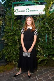 PARIS, FRANCE - MAY 24: Olivia Cooke attends the Welcome Dinner of the Christian Dior Couture S/S 2019 Cruise Collection on May 24, 2018 in Paris, France. (Photo by Victor Boyko/Getty Images For Christian Dior)