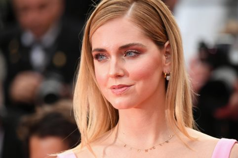 "CANNES, FRANCE - MAY 13: Chiara Ferragni attends the screening of ""Sink Or Swim (Le Grand Bain)"" during the 71st annual Cannes Film Festival at Palais des Festivals on May 13, 2018 in Cannes, France. (Photo by Emma McIntyre/Getty Images)"