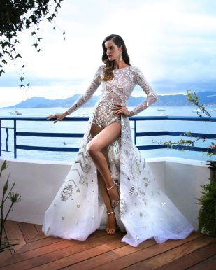 Izabel Goulart wearing Chopard (1)