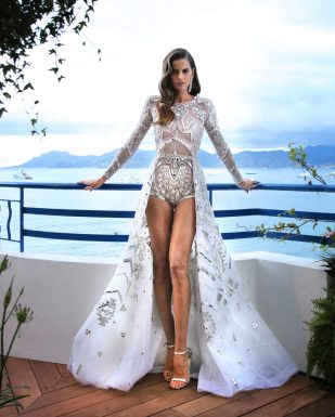 Izabel Goulart wearing Chopard (2)