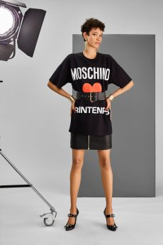 MOSCHINO LOVES PRINTEMPS 01