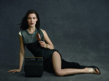 Magnum x Alexander Wang cooler bag as part of Magnum's 'Take Pleasure Seriously' campaign 002