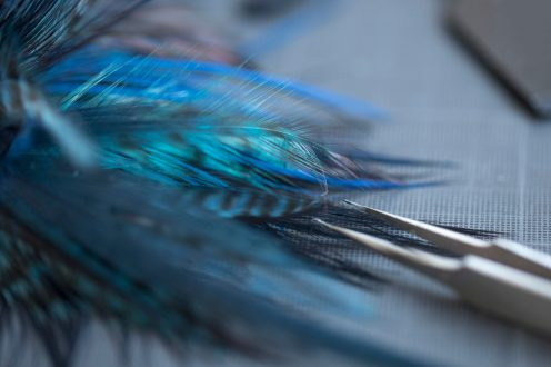 Making of - Feather Necklace from the Red Carpet Collection (11)