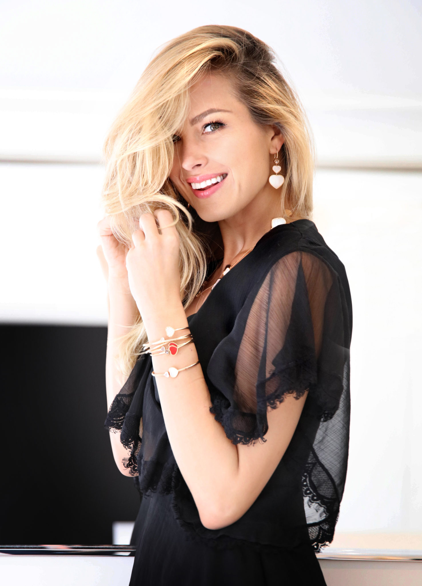 Petra Nemcova featuring the Happy Hearts Collection (1)