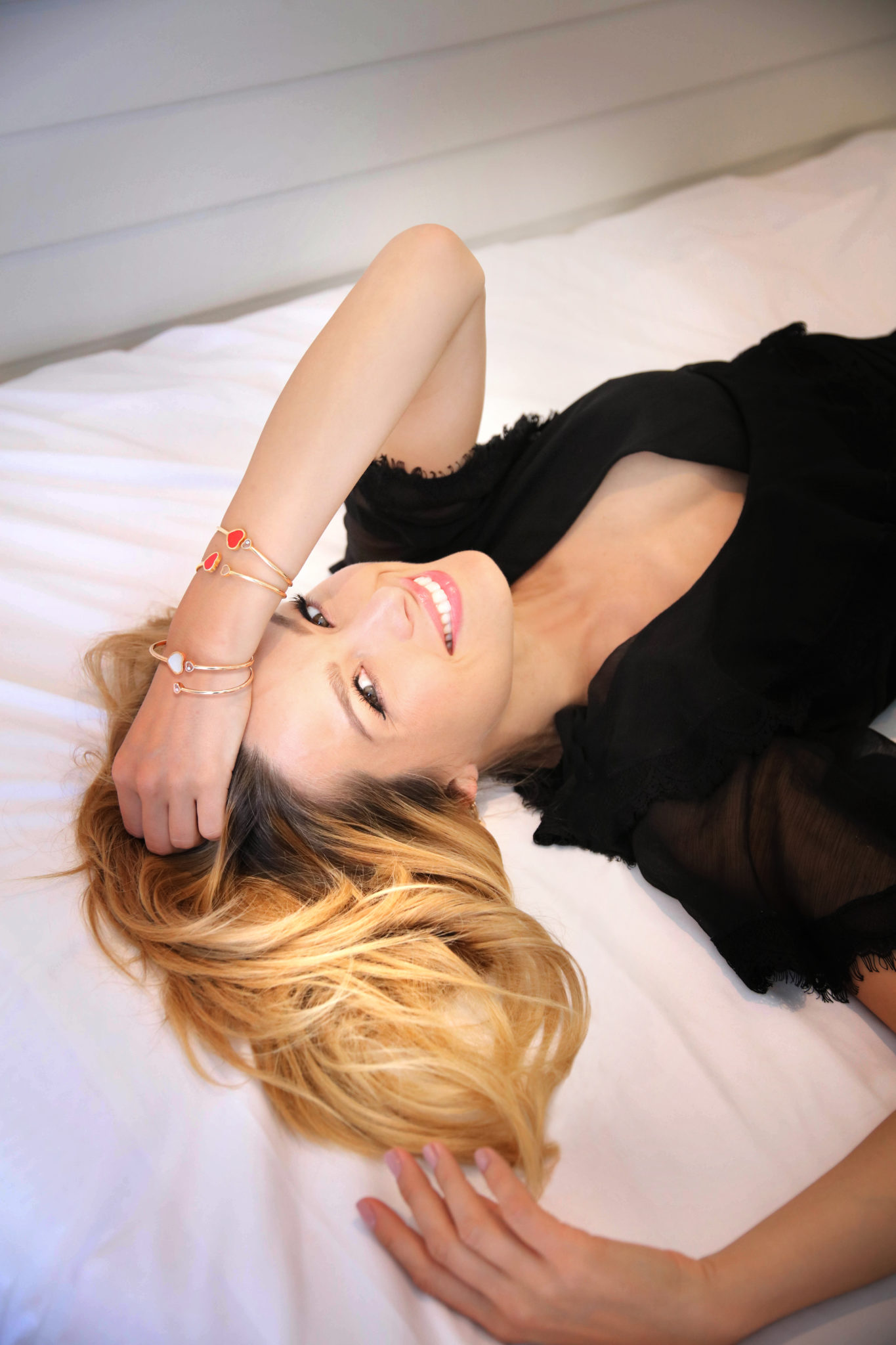Petra Nemcova featuring the Happy Hearts Collection (2)