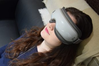 Photo masque relaxant