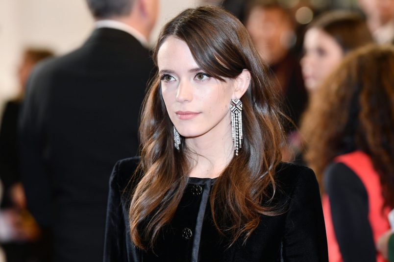 "CANNES, FRANCE - MAY 14: Stacy Martin attends the screening of ""The House That Jack Built"" during the 71st annual Cannes Film Festival at Palais des Festivals on May 14, 2018 in Cannes, France. (Photo by Emma McIntyre/Getty Images)"