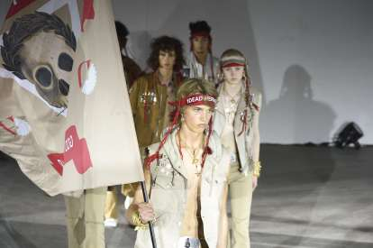 Revolution Undercover