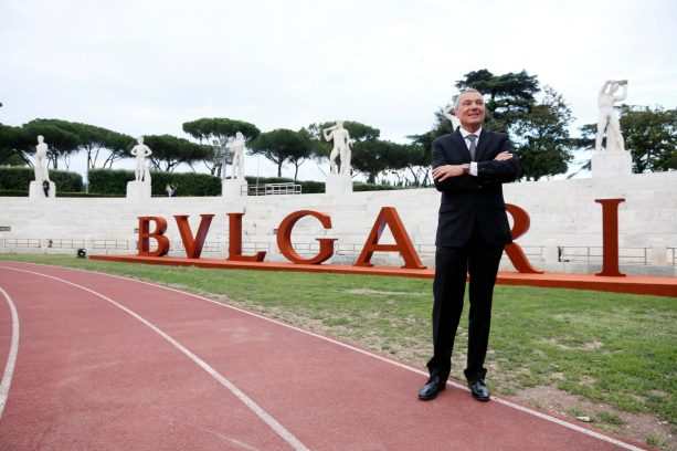 ROME, ITALY - JUNE 28: Jean-Christophe Babin attends BVLGARI Dinner & Party at Stadio dei Marmi on June 28, 2018 in Rome, Italy. (Photo by Ernesto S. Ruscio/Getty Images for Bvlgari)