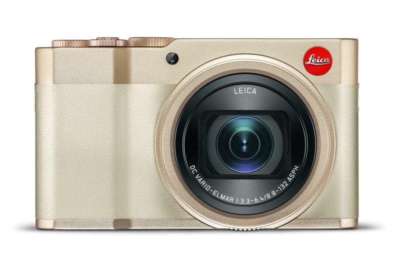 Leica C-Lux_light-gold_front