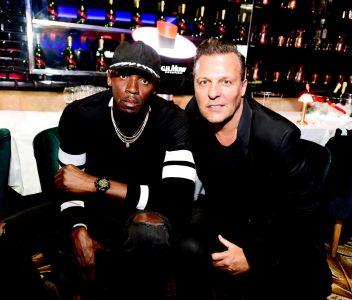 Usain Bolt et Jean Roch au VIP Room - Mardi 12 juin 18