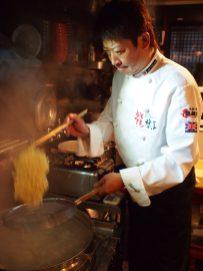 Chef Tatsuji MATSUBARA