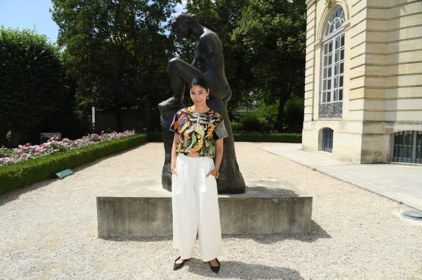 PARIS, FRANCE - JULY 02: Caroline Issa attends the Christian Dior Haute Couture Fall Winter 2018/2019 show as part of Paris Fashion Week on July 2, 2018 in Paris, France. (Photo by Pascal Le Segretain/Getty Images for Christian Dior Couture) *** Local Caption *** Caroline Issa