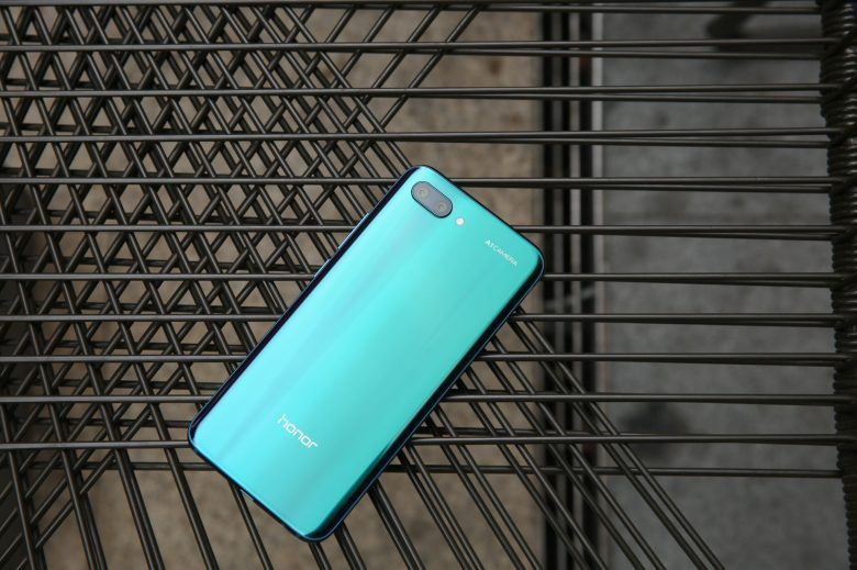 Honor10-PhantomGreen-01