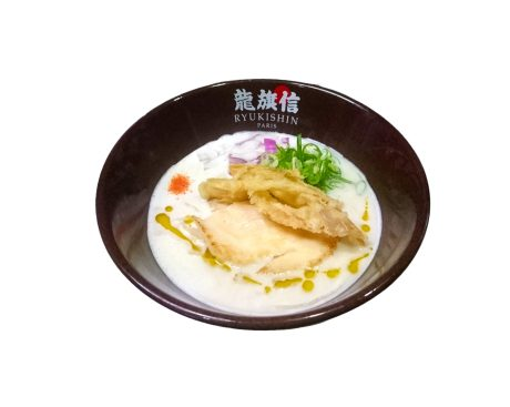 Ramen Ryukishin (bouillon paitan)