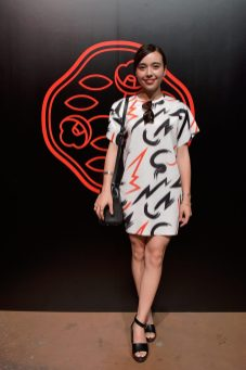 TOKYO, JAPAN - AUGUST 01: Ai Clayton attends the Shiseido Makeup Tokyo Launch Event on August 1, 2018 in Tokyo, Japan. (Photo by Keith Tsuji/Getty Images for SHISEIDO) *** Local Caption *** Ai Clayton