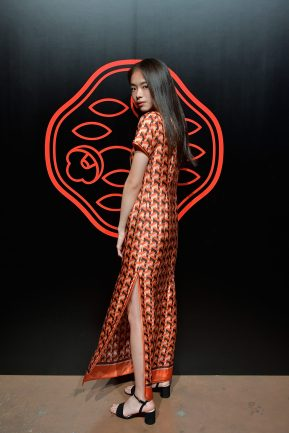 TOKYO, JAPAN - AUGUST 01: Haruna Matsui attends the Shiseido Makeup Tokyo Launch Event on August 1, 2018 in Tokyo, Japan. (Photo by Keith Tsuji/Getty Images for SHISEIDO) *** Local Caption *** Haruna Matsui