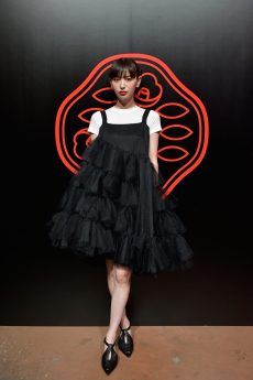 TOKYO, JAPAN - AUGUST 01: Emi Suzuki attends the Shiseido Makeup Tokyo Launch Event on August 1, 2018 in Tokyo, Japan. (Photo by Keith Tsuji/Getty Images for SHISEIDO) *** Local Caption *** Emi Suzuki