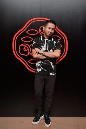 TOKYO, JAPAN - AUGUST 01: Make-up artist Hiro Odagiri attends the Shiseido Makeup Tokyo Launch Event on August 1, 2018 in Tokyo, Japan. (Photo by Keith Tsuji/Getty Images for SHISEIDO) *** Local Caption *** Hiro Odagiri