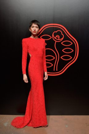 TOKYO, JAPAN - AUGUST 01: Sonoya Mizuno attends the Shiseido Makeup Tokyo Launch Event on August 1, 2018 in Tokyo, Japan. (Photo by Keith Tsuji/Getty Images for SHISEIDO) *** Local Caption *** Sonoya Mizuno