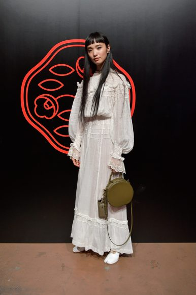 TOKYO, JAPAN - AUGUST 01: Yuka Mannami attends the Shiseido Makeup Tokyo Launch Event on August 1, 2018 in Tokyo, Japan. (Photo by Keith Tsuji/Getty Images for SHISEIDO) *** Local Caption *** Yuka Mannami