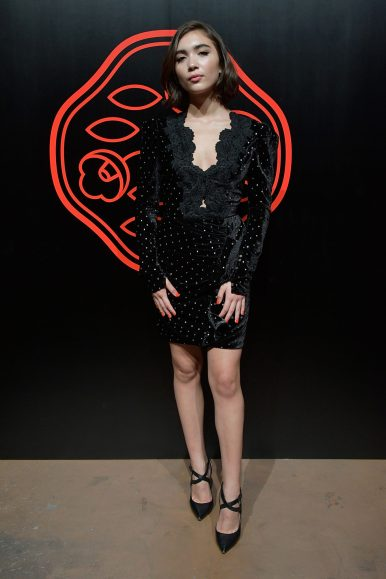 TOKYO, JAPAN - AUGUST 01: Rowan Blanchard attends the Shiseido Makeup Tokyo Launch Event on August 1, 2018 in Tokyo, Japan. (Photo by Keith Tsuji/Getty Images for SHISEIDO) *** Local Caption *** Rowan Blanchard