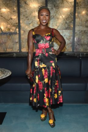 NEW YORK, NY - SEPTEMBER 12: Cynthia Erivo attends the Michael Kors x 10 Corso Como Dinner at 10 Corso Como on September 12, 2018 in New York City. (Photo by Larry Busacca/Getty Images for Michael Kors)