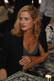 NEW YORK, NY - SEPTEMBER 12: Carolyn Murphy attends the Michael Kors x 10 Corso Como Dinner at 10 Corso Como on September 12, 2018 in New York City. (Photo by Larry Busacca/Getty Images for Michael Kors)