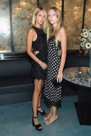 NEW YORK, NY - SEPTEMBER 12: Princess Olympia of Greece and Ella Richards attend the Michael Kors x 10 Corso Como Dinner at 10 Corso Como on September 12, 2018 in New York City. (Photo by Larry Busacca/Getty Images for Michael Kors)