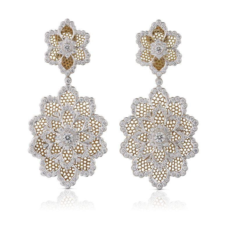 Almond earrings B179N5
