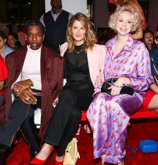 A$AP Rocky, Laura Dern, Gwendoline Christie