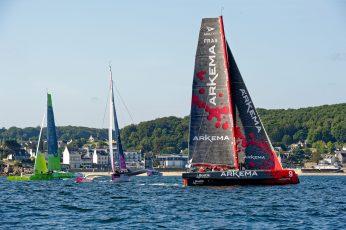 Grand Prix Valdys Multi50 - Arkema - Lalou Roucayrol
